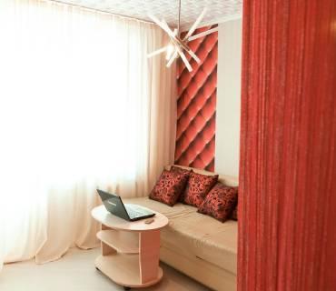 Квартира в стиле МОНРО